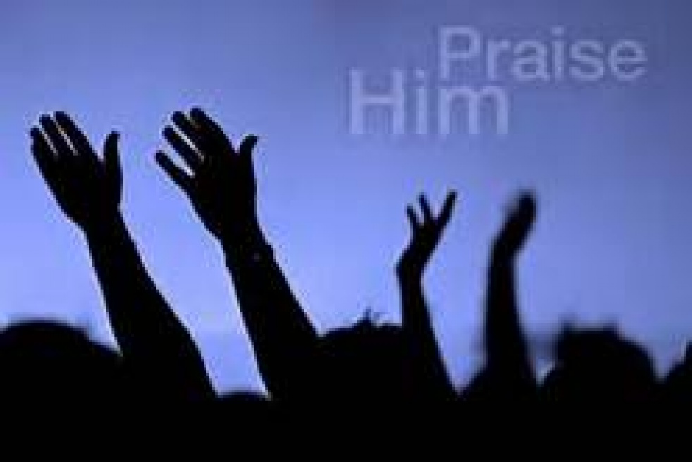 Praising God For Your Desired Good #2 - Cover Image