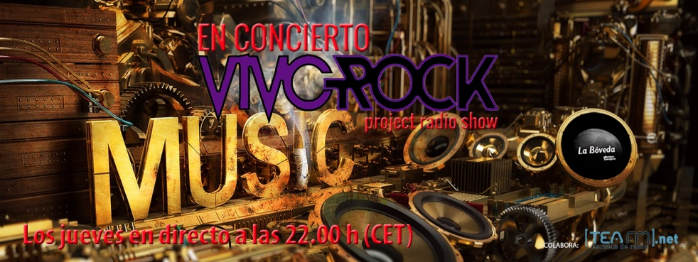 VIVO ROCK EN CONCIERTO - show cover