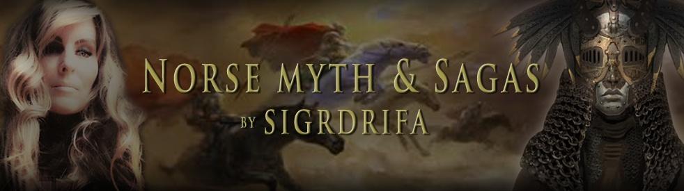 Norse myth & sagas with Sigrdrifa - imagen de portada