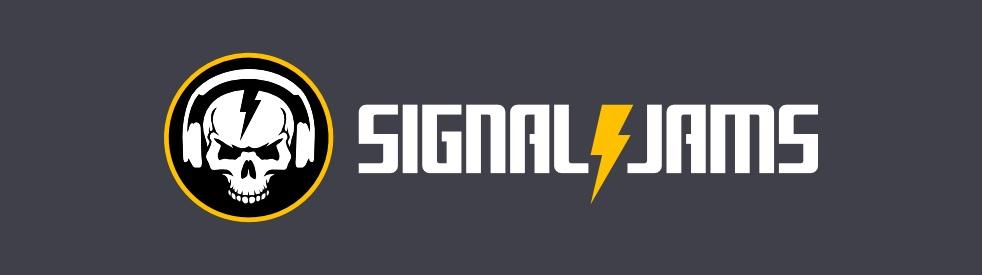 Signal Jams | Underground Rising - Cover Image