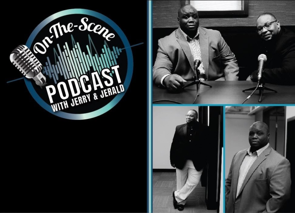 On The Scene Podcast W/ Jerry & Jerald - show cover