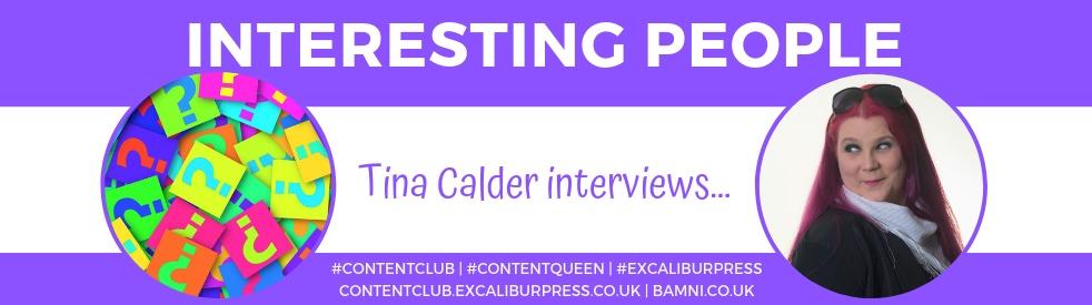 Tina Calder interviews... - show cover