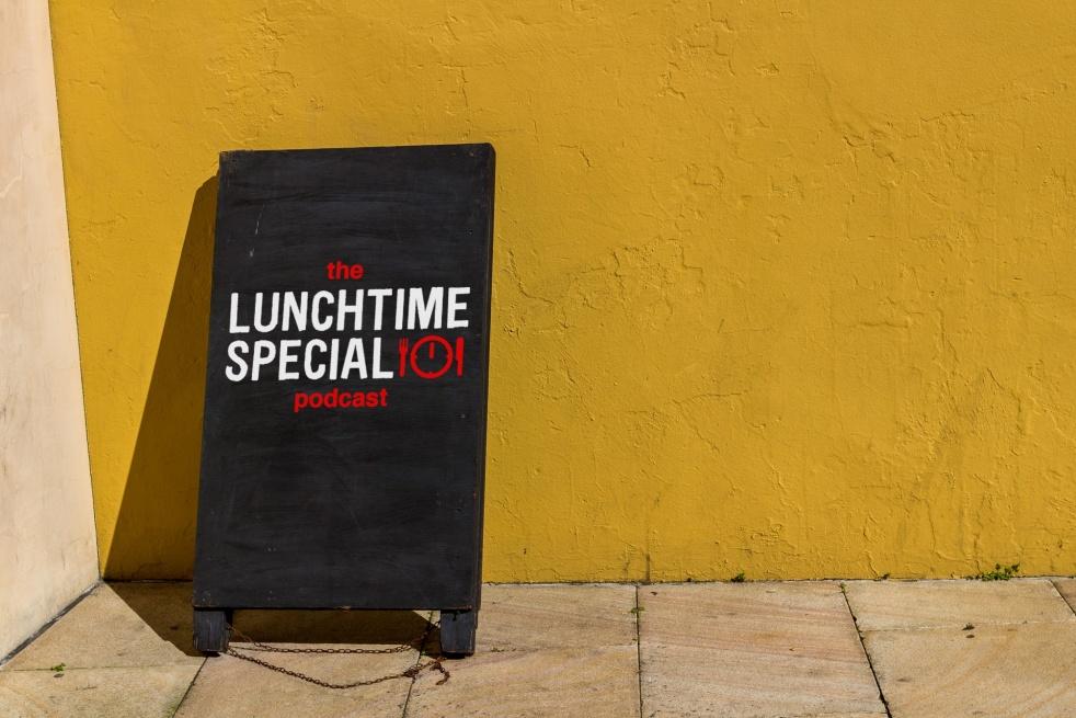 The Lunchtime Special Podcast - imagen de portada