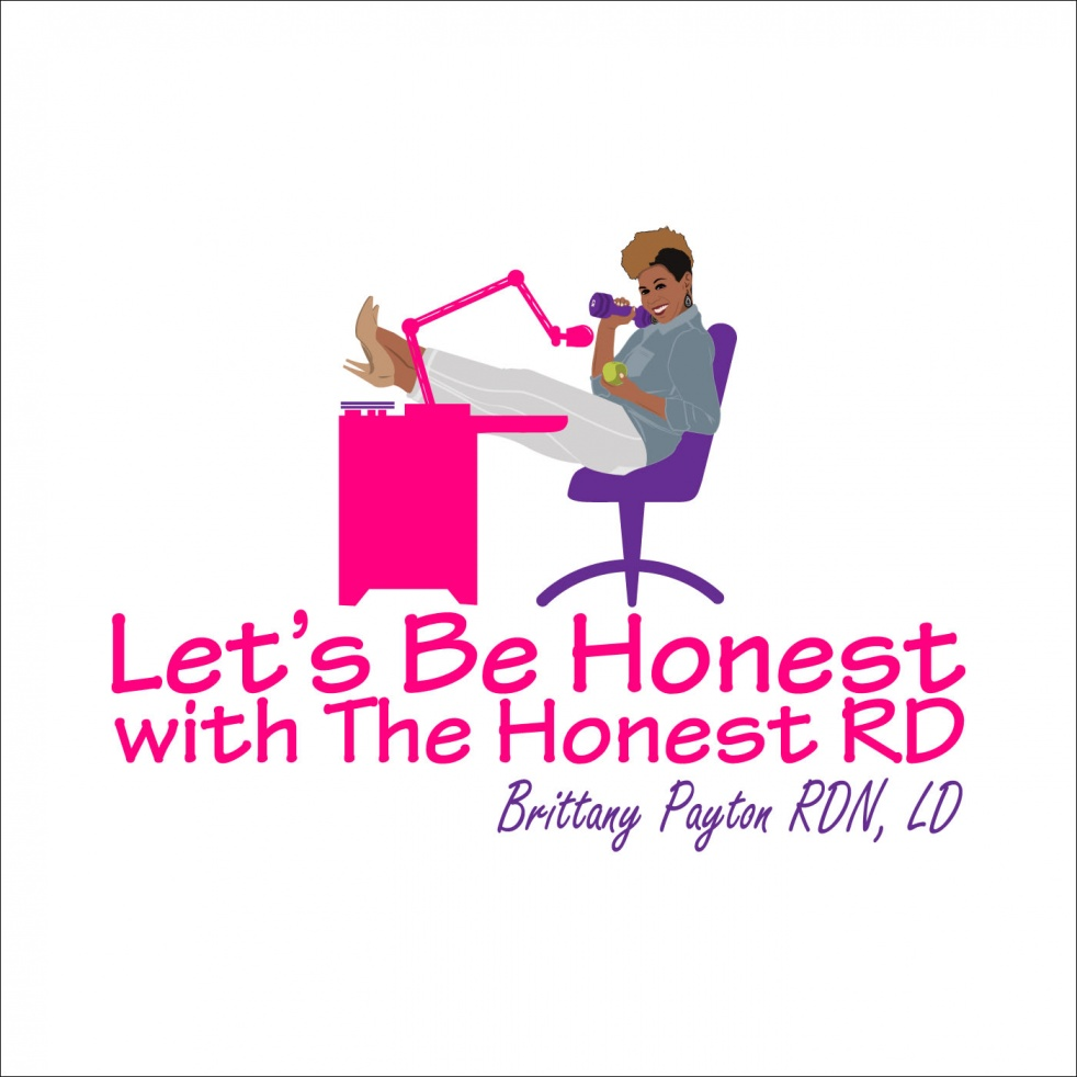 Let's Be Honest with The Honest RD - show cover