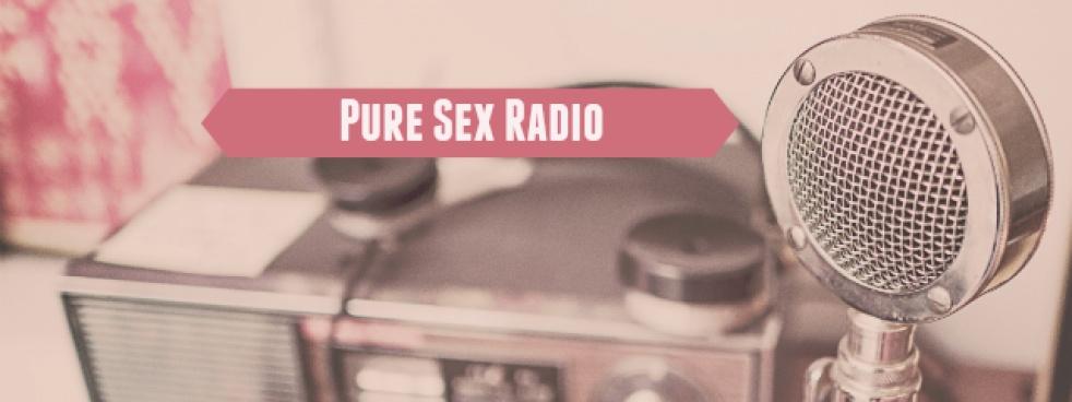 Pure Sex Radio podcast - show cover