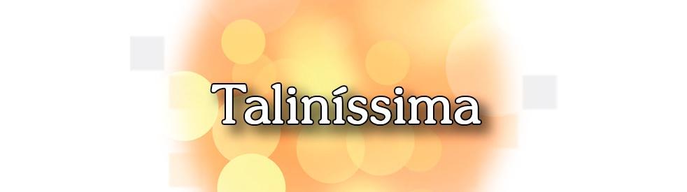 Taliníssima - imagen de show de portada