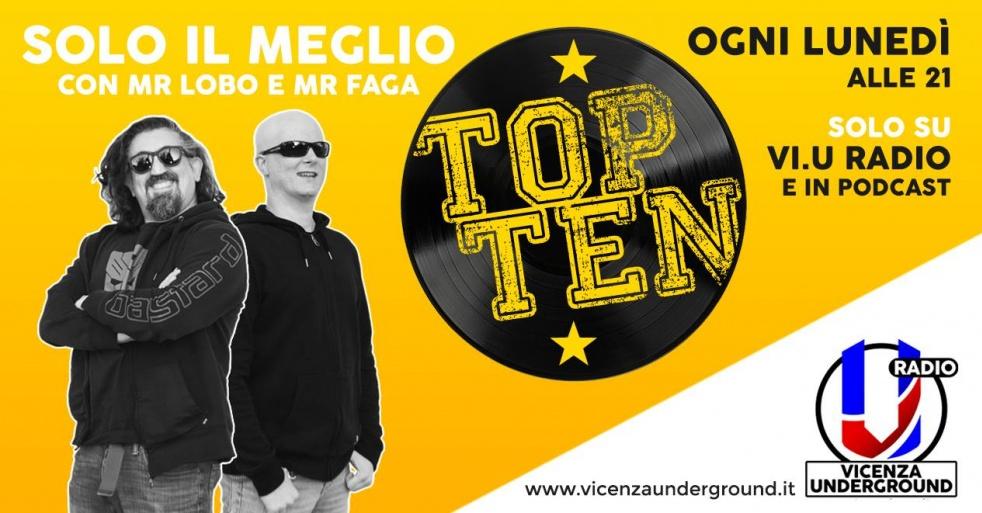 Top Ten - show cover
