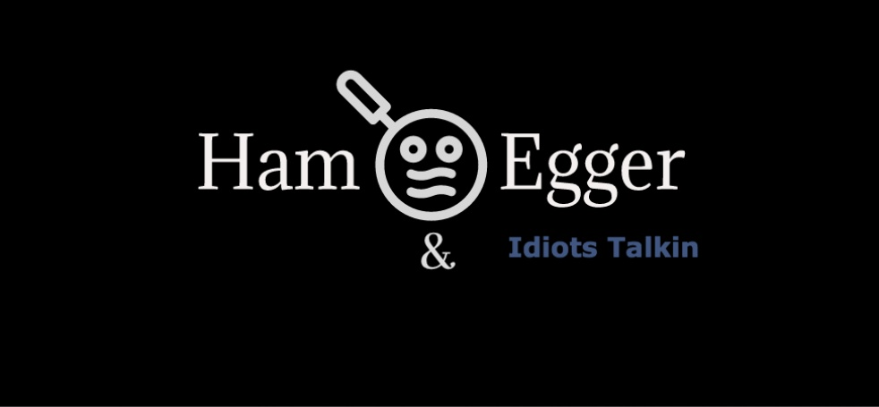 Ham and Egger - show cover