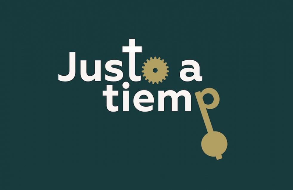 Justo a Tiempo - Cover Image