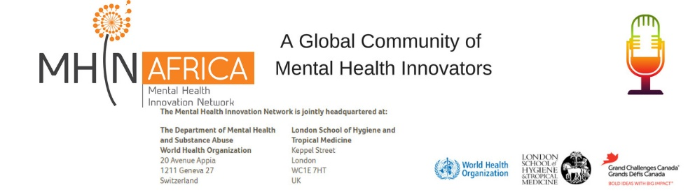 Mental Health Innovation Network Africa - show cover