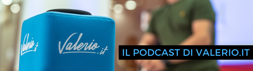 il Podcast di Valerio.it - show cover
