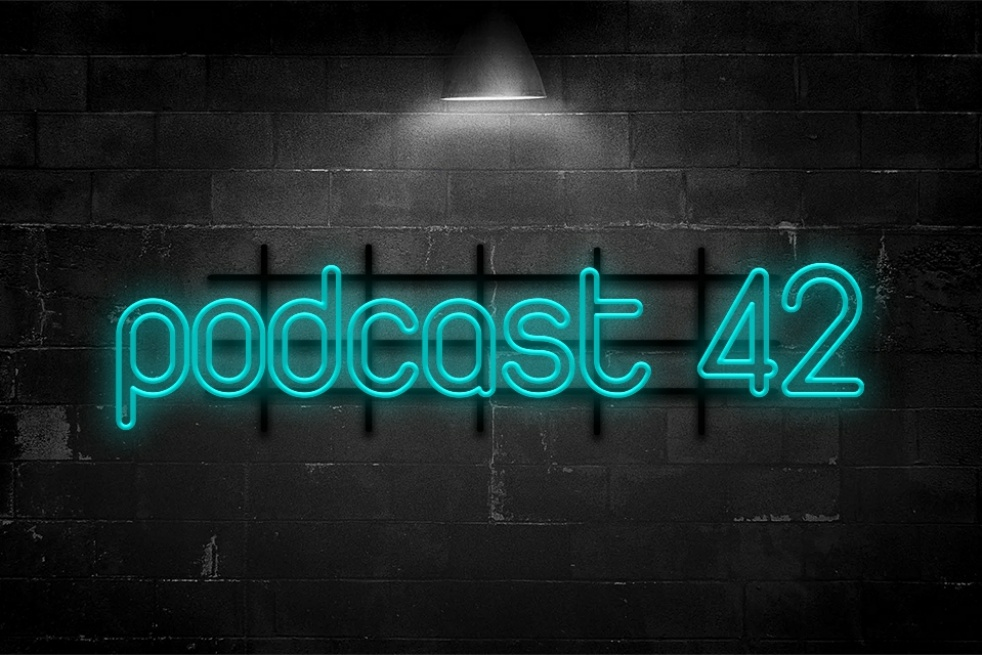 Podcast 42 - show cover