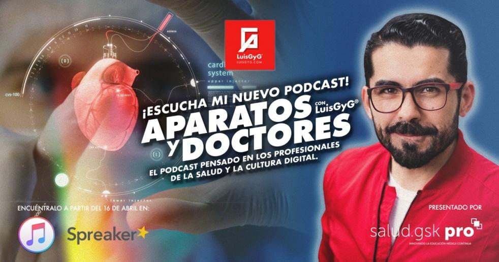 Aparatos y Doctores - Cover Image