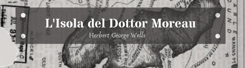 L'ISOLA DEL DOTTOR MOREAU - H. G. Wells - immagine di copertina