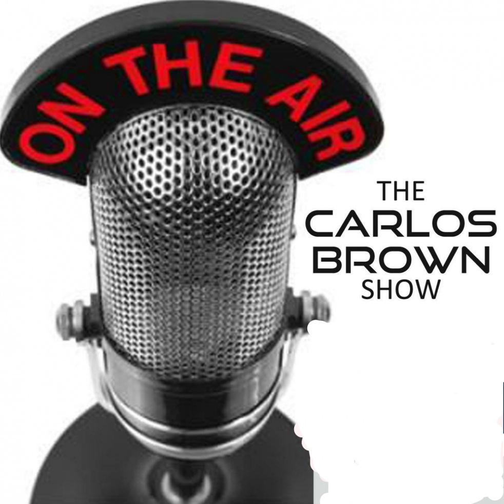 The Carlos Brown Show - immagine di copertina dello show