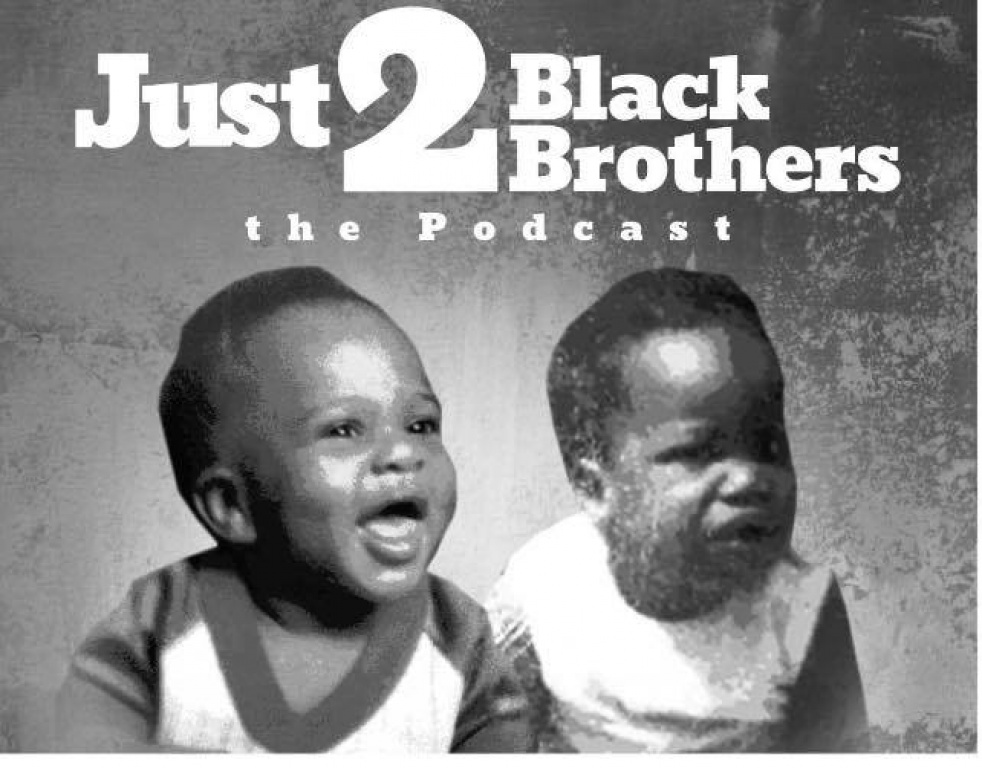 Just 2 Black Brothers - Cover Image