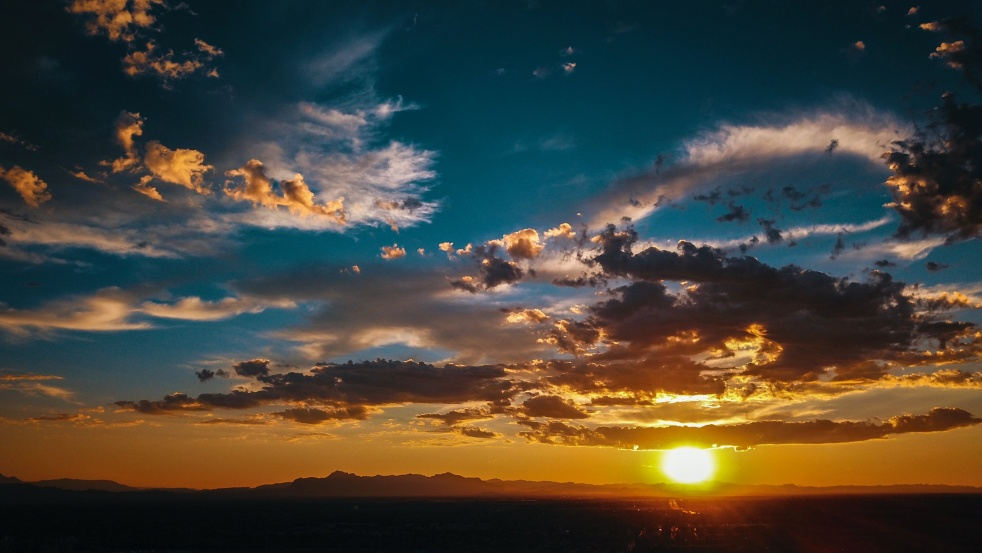 Arizona Sunset Podcast - imagen de show de portada