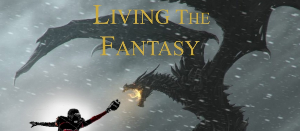 Living the Fantasy - Cover Image