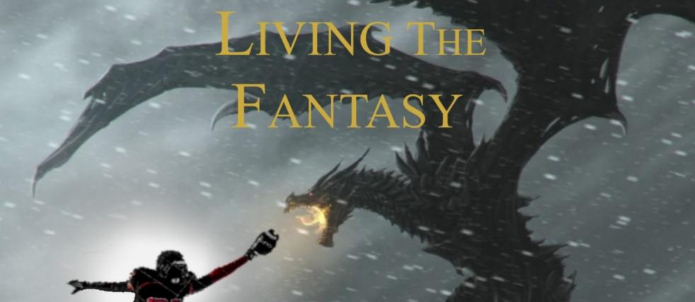 Living the Fantasy - immagine di copertina