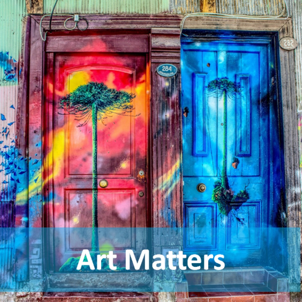 Art Matters - show cover