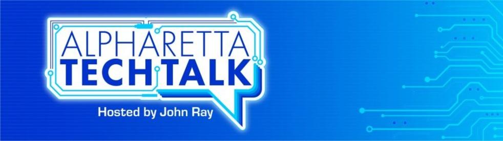 Alpharetta Tech Talk - Cover Image