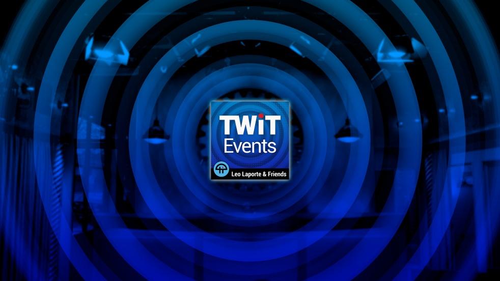 TWiT Events - imagen de portada