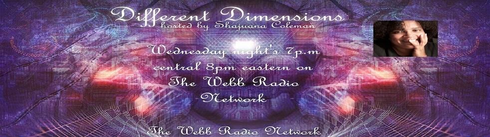 Different Dimensions W Shajuana Coleman - imagen de portada