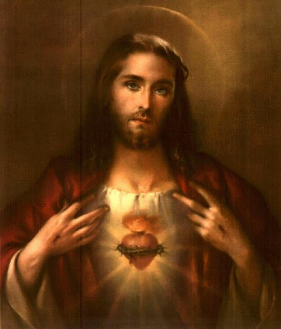 Sacred Heart of Jesus Devotions - Cover Image