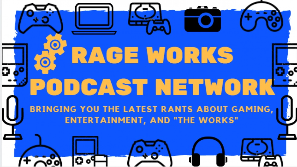 RAGE Works Network-All Shows - show cover