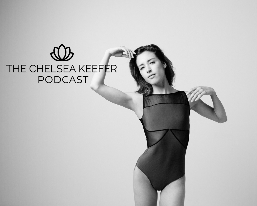 The Chelsea Keefer Podcast - Cover Image