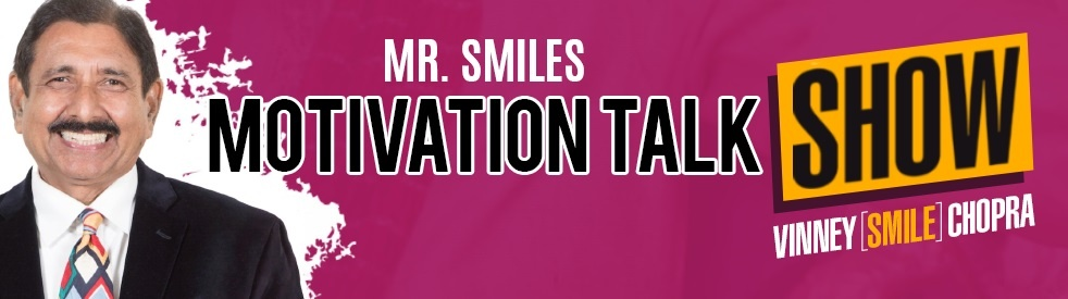 Mr. Smiles Motivation Talk Show - imagen de portada