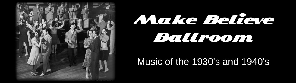 Make Believe Ballroom - Cover Image