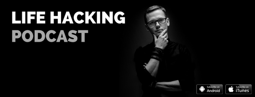 Life Hacking Podcast - Cover Image