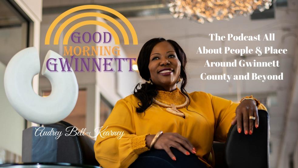 Good Morning Gwinnett Podcast - imagen de portada