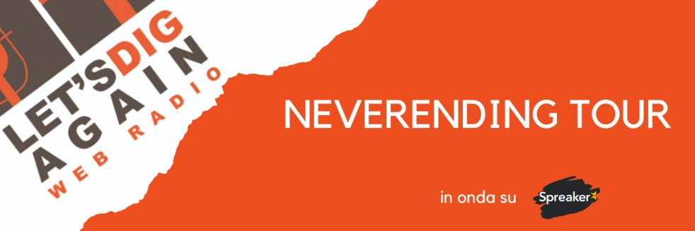 Neverending Tour - Cover Image