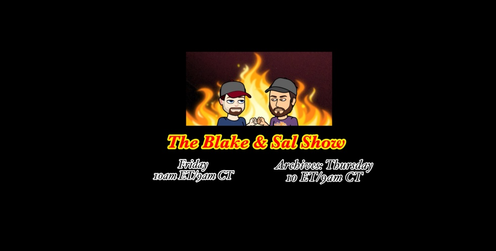The Blake & Sal Show - show cover