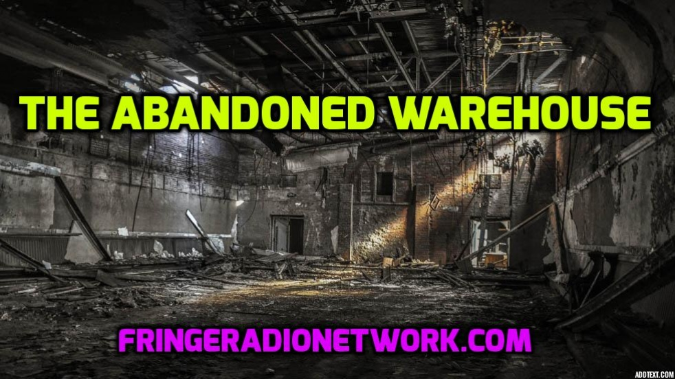 THE ABANDONED WAREHOUSE - immagine di copertina