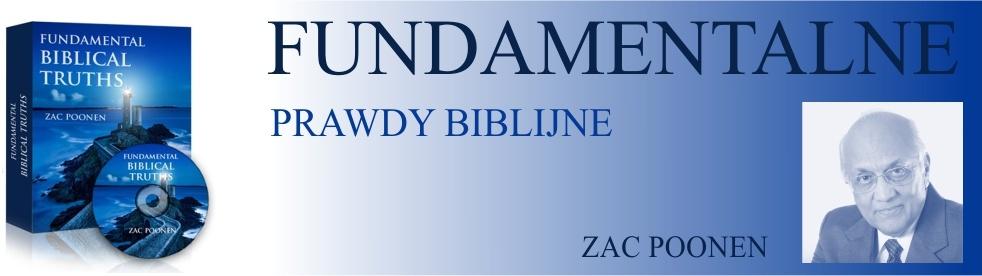 Fundamentalne Prawdy Biblijne - Zac Poonen - immagine di copertina