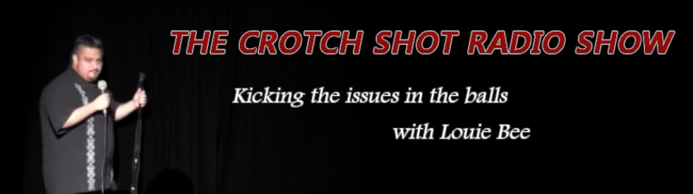 The Crotch Shot Radio Show - imagen de show de portada