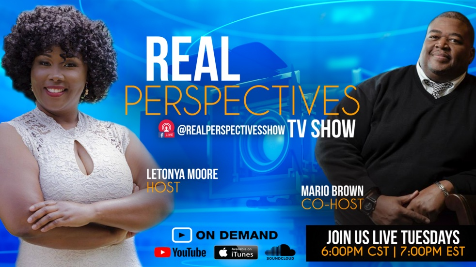 Real Perspectives - show cover