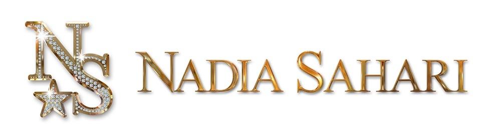 THE NADIA SAHARI SHOW - imagen de show de portada