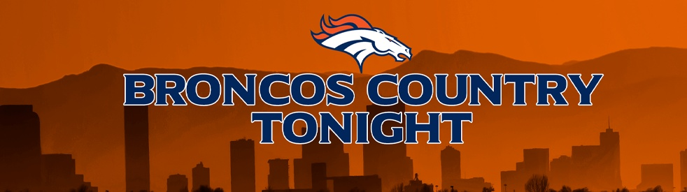 Broncos Country Tonight - Cover Image