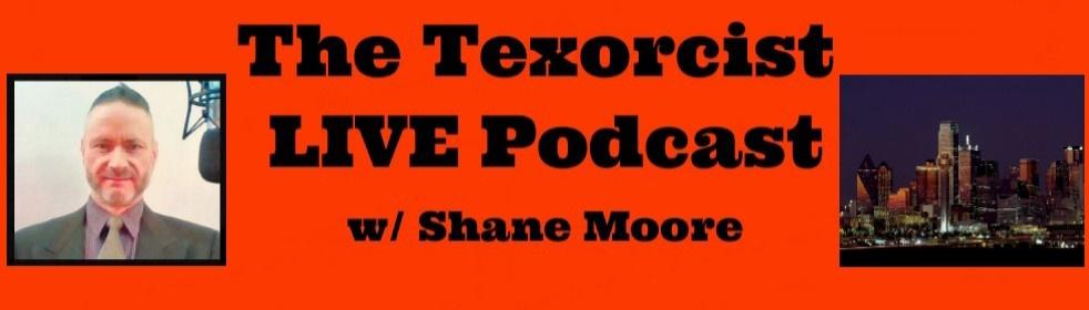 THE TEXORCIST LIVE w/ Shane Moore - imagen de show de portada