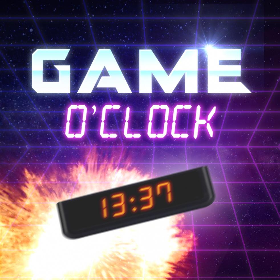 Game O'Clock - imagen de show de portada
