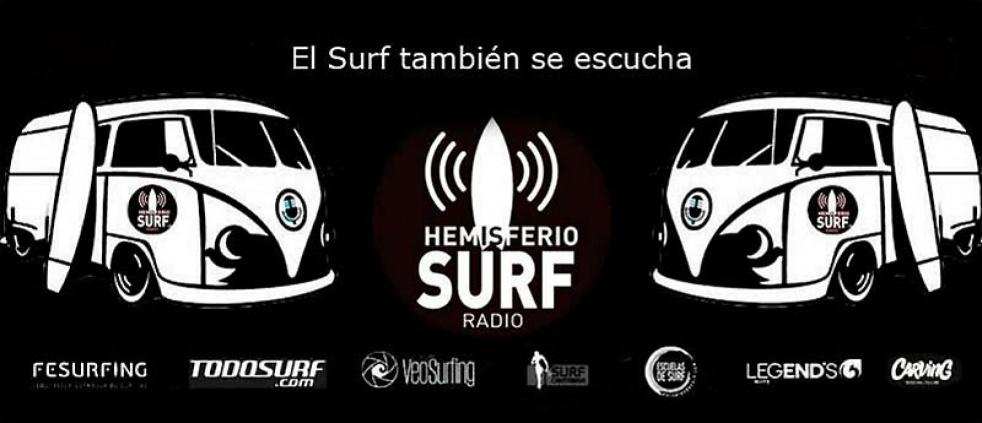 Hemisferio Surf Radio - Cover Image