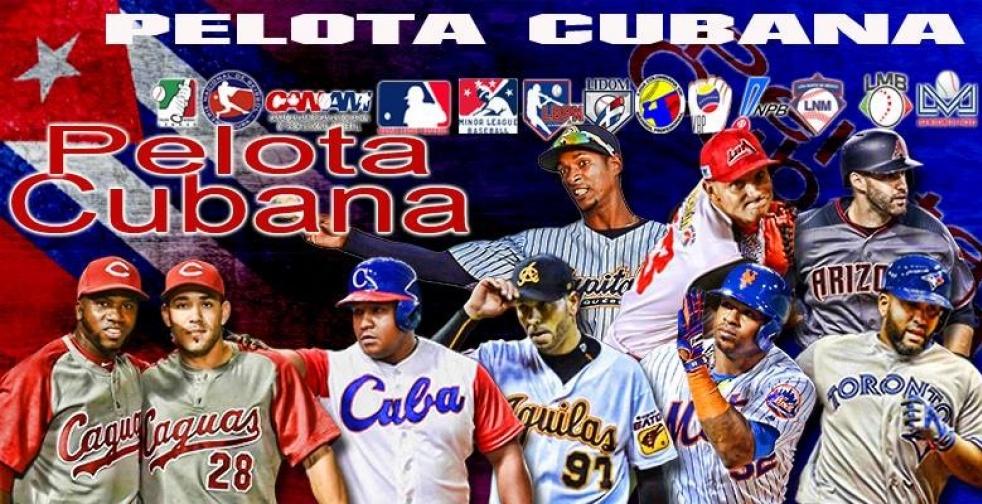 Pelota Cubana - Cover Image