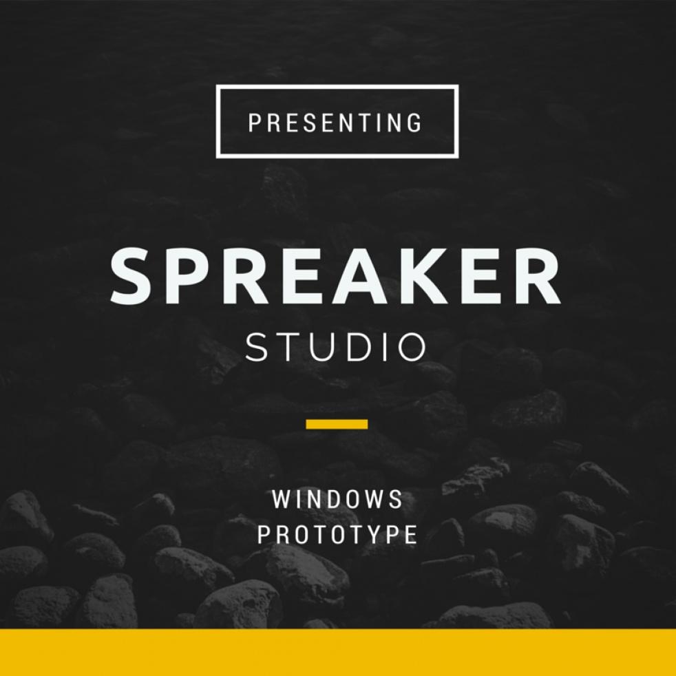 Spreaker Studio Review - show cover