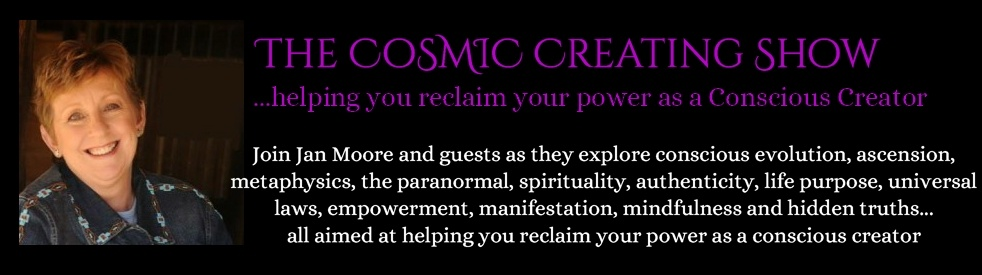 The Cosmic Creating Show - show cover