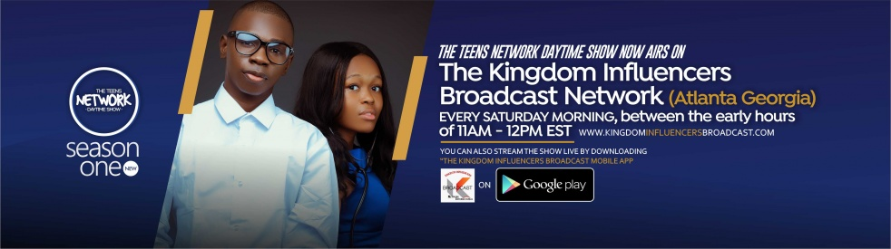 The Teens Network Daytime Show - show cover