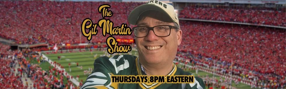 The Gil Martin Show - imagen de show de portada